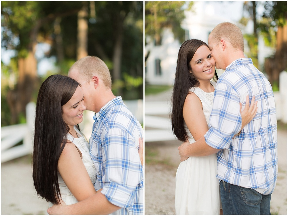 Sweet Southern Engagement Session