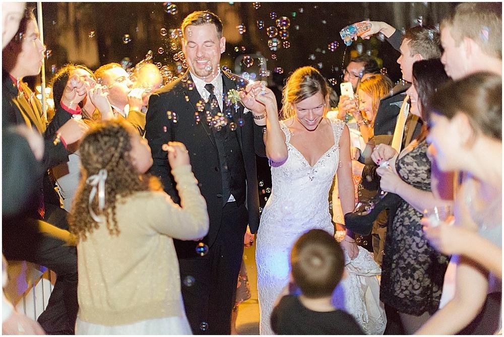 Paradise Cove Wedding  |  Orlando Florida  |  Winter Wedding |  Grey and Blush |  PSJ Photography