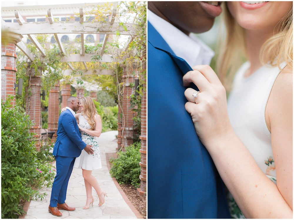 Downtown Winter Park Engagement Session
