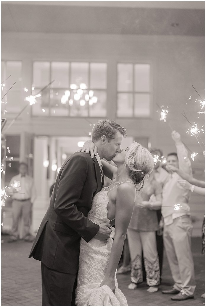 Sparkler Wedding Exit Tips