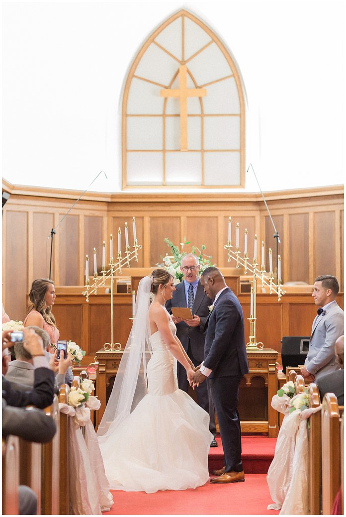 Grace United Methodist Church Wedding in St Augustine