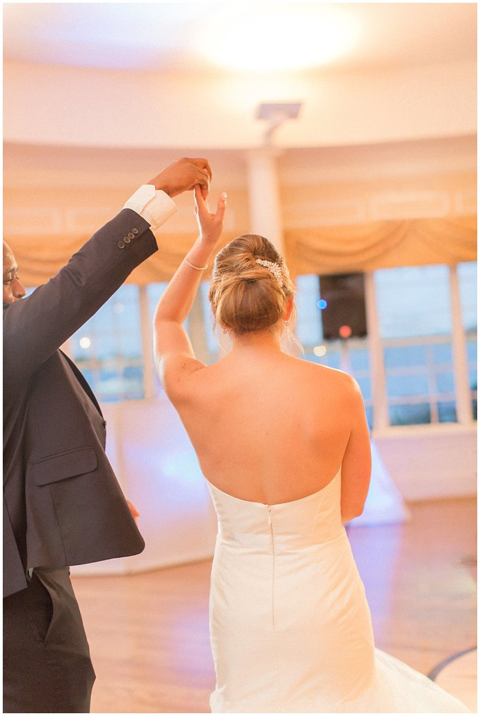 First Dance at the River House in St Augustine