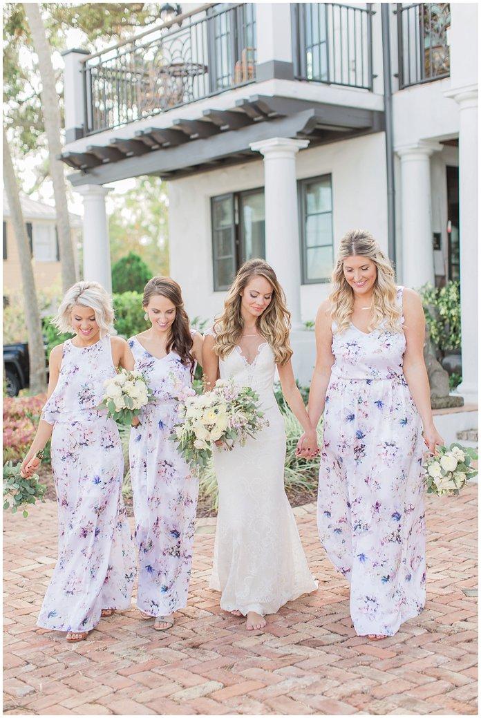 Show Me Your MuMu Bridesmaids Dresses at Black Dolphin Inn