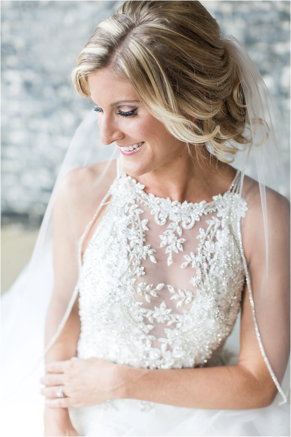 PSJ Photography-Gorgeous-Bride-Oxford-Exchange-Wedding-Tampa-Maggie-Sottero-Wedding-Gown-Lace