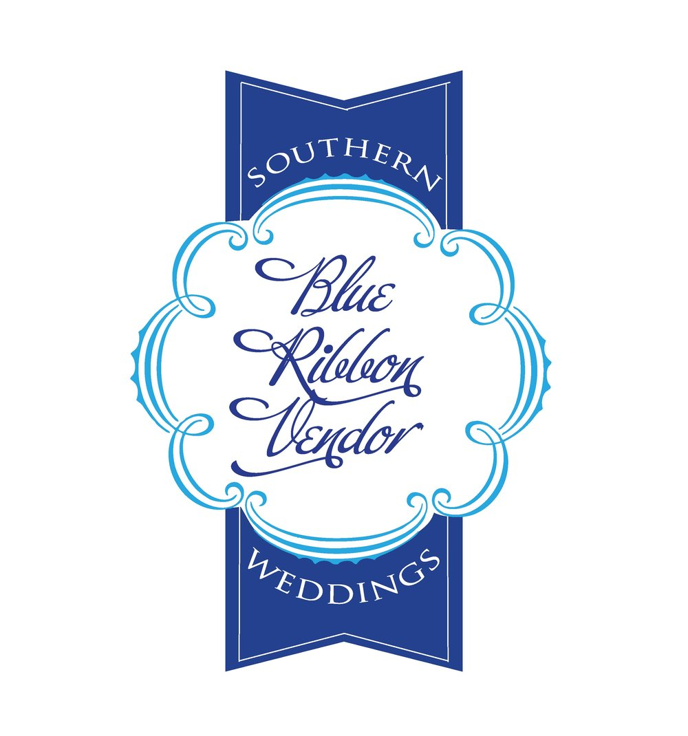Southern Weddings Blue Ribbon official badge 2011 2012.jpg