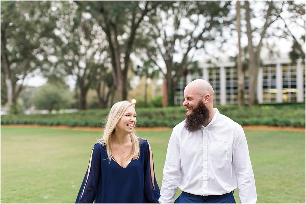 Stetson Florida Engagement Session Tampa St Augustine DeLand5.jpg