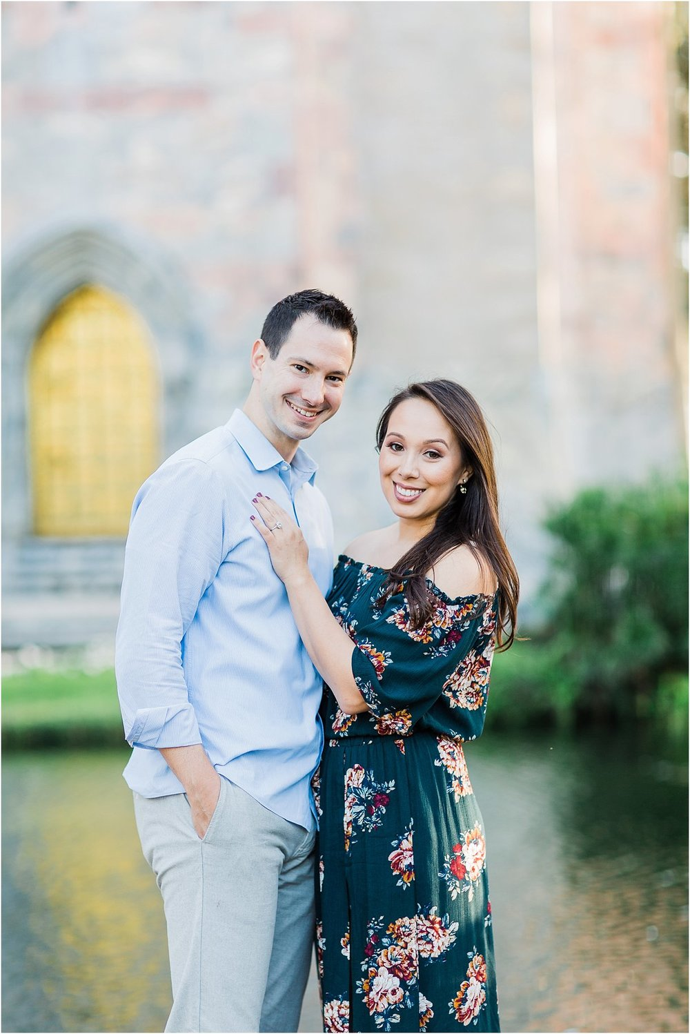 Bok Tower Engagement Session Fall Florida Tampa St Augustine DeLand Wedding Photographer17.jpg