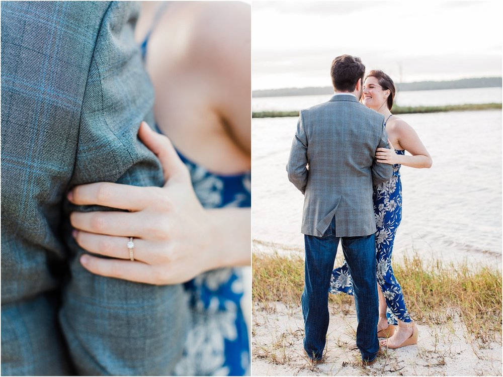 Tomoka Park Ormond Beach Florida Engagement Session Orlando Wedding Photographer PSJ Photography7.jpg