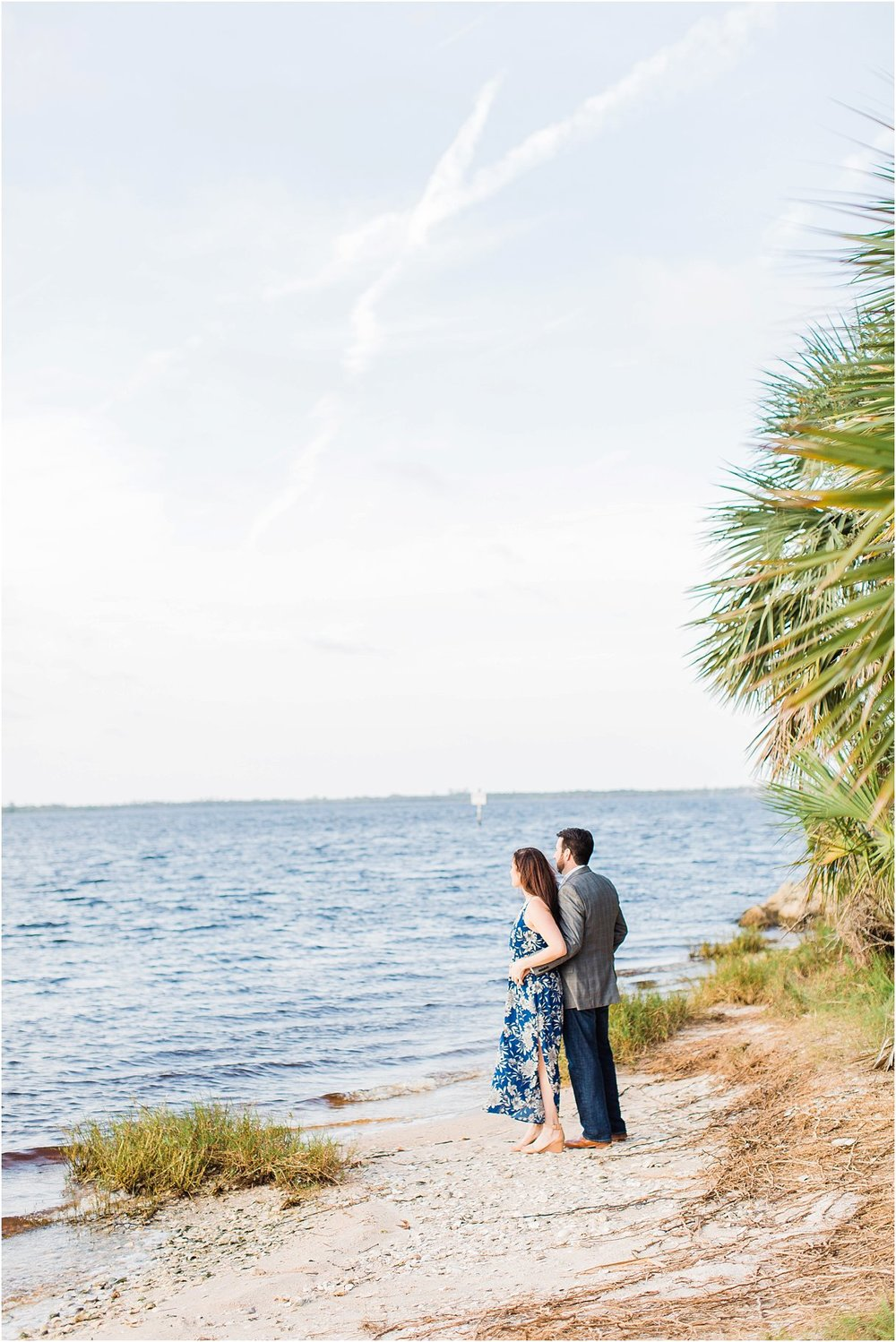 Tomoka Park Ormond Beach Florida Engagement Session Orlando Wedding Photographer PSJ Photography12.jpg