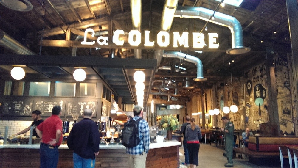Fishtown La Colombe
