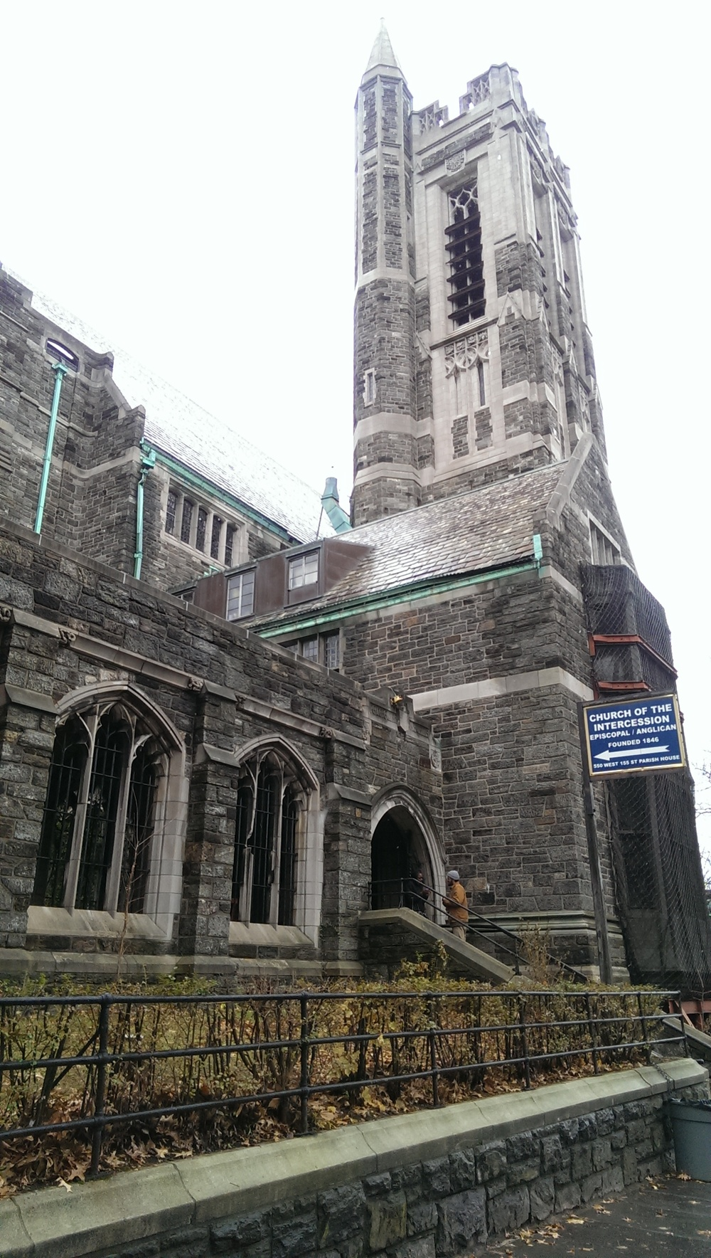 church of intercession