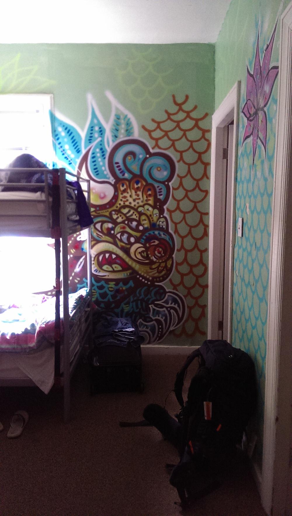 02 - room 205 at City Hostel