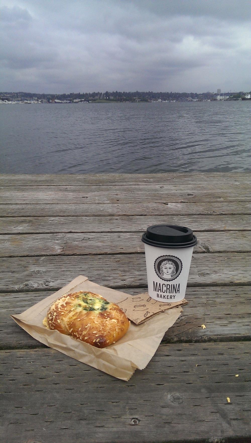 04 - Macrina Cafe Breakfast #1