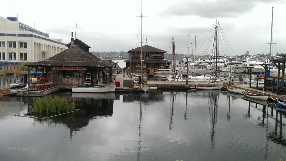 06 - The Center for Wooden Boats