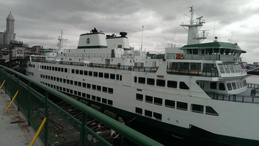 12 - Washington State Ferry