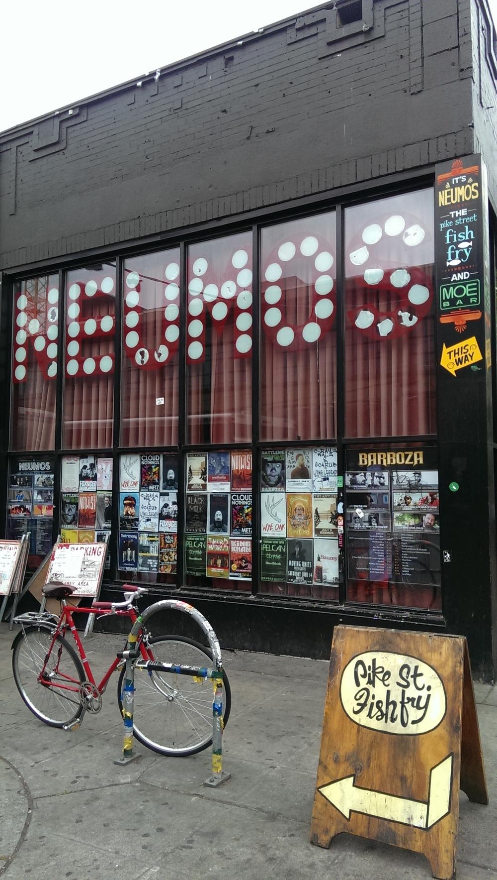 17 - Neumos Music Venue