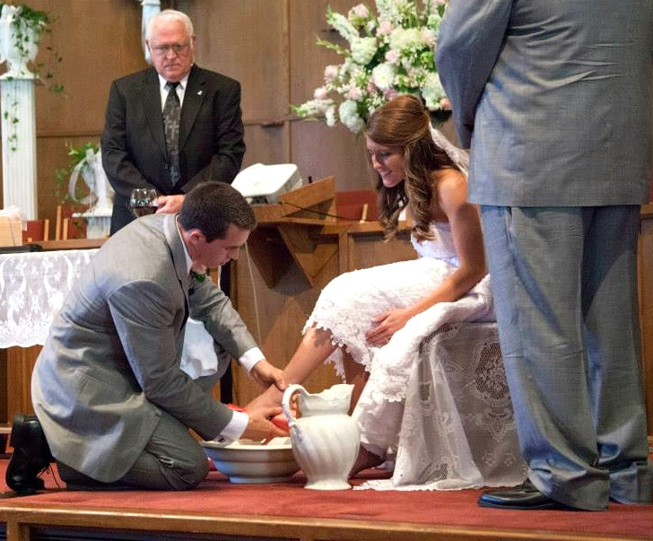 What Does Foot Washing Symbolize Gallery Meaning Of This Symbol