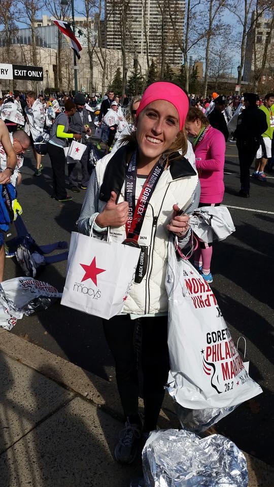 Philidelphia Marathon Nov 22- Boston Qualifed! YAY!