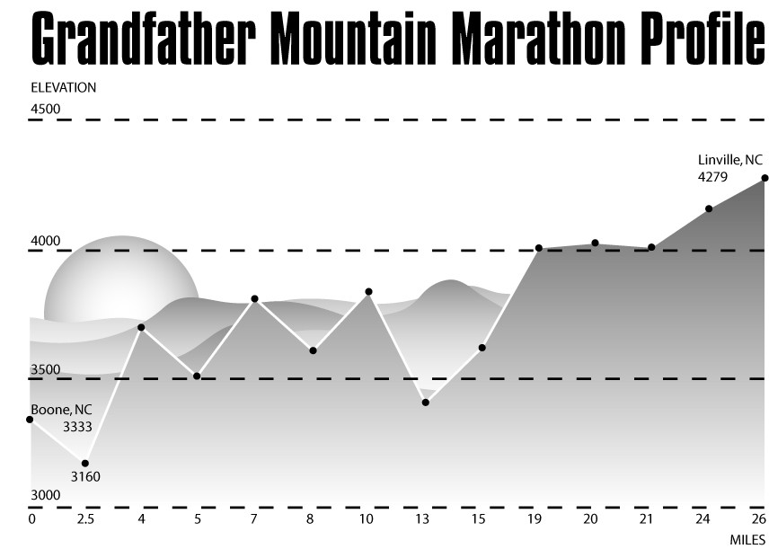 For example, I should have looked at a course map of this marathon before 2 weeks before to know that the elevation was like this. I didn't even train hills. I'm the queen of training blindly! NO MORE!