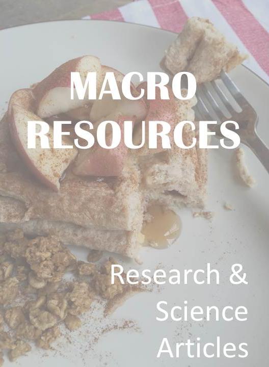 macro resources