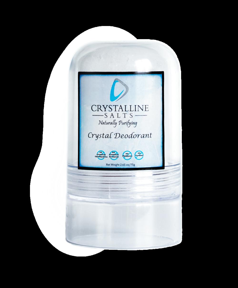 Crystalline Salts Deodorant Stone
