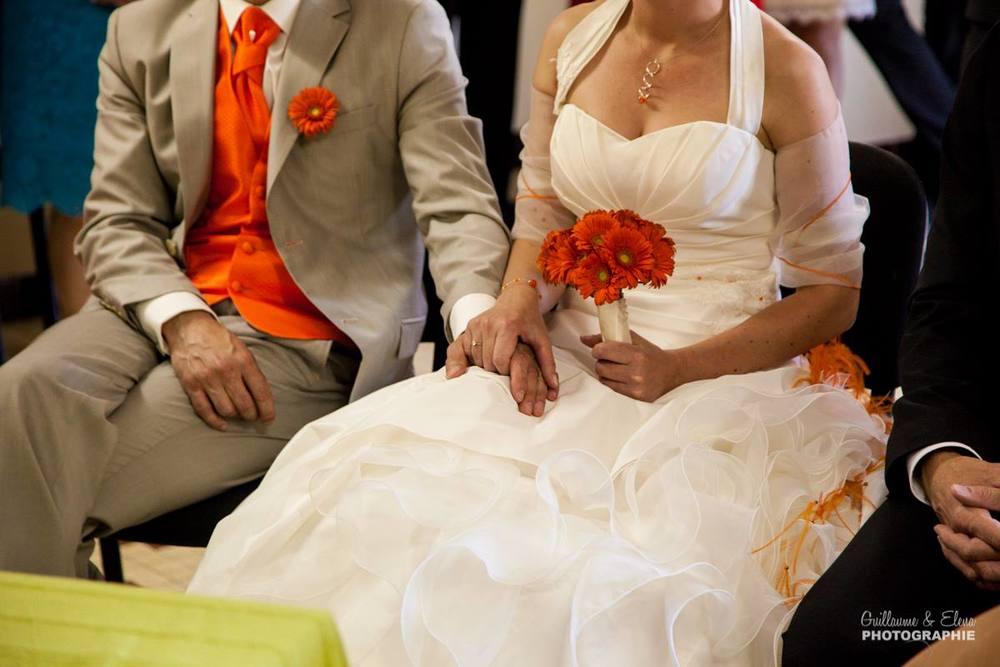 Mariage Maëlle&Jean-Philippe à Vendome(41) puis au Clos du Loir à Montoire (41)