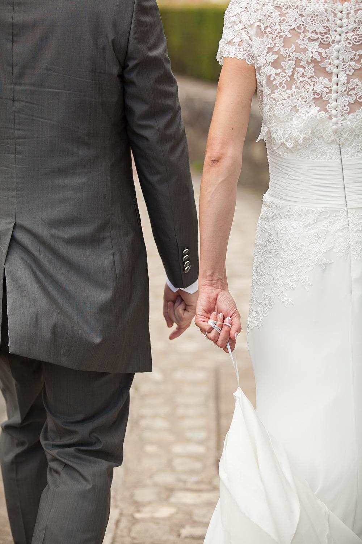 Reportage photo d'un mariage au moulin d'Abas