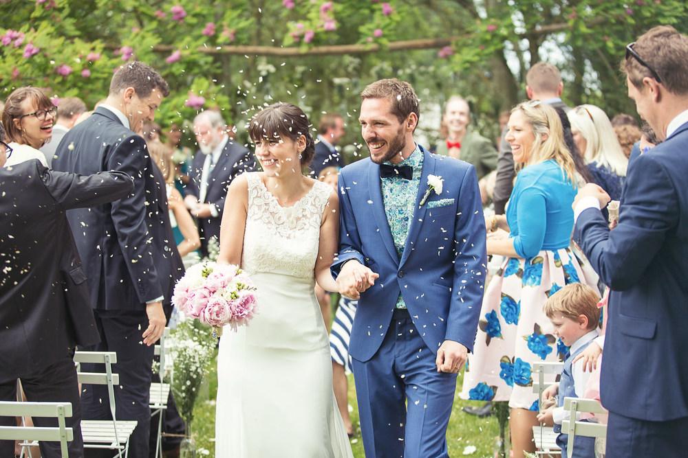 Mariage à la Racaudière