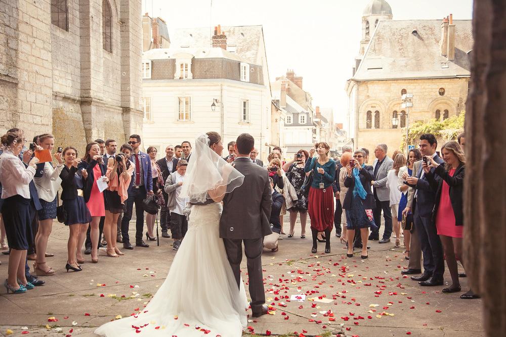 Mariage Flore&Thomas au Chateau de la Mezière (Lunay)