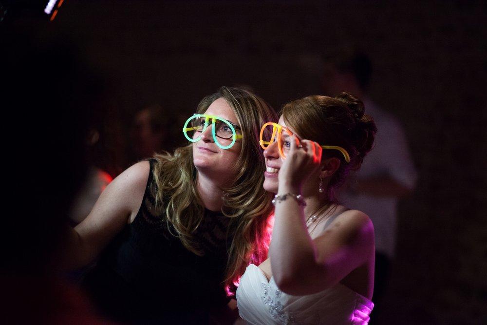 la mariée lors de la fête