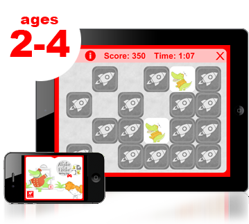 screenshots-matching-game-app