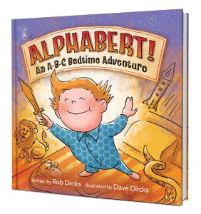 Alphabert! An A-B-C Bedtime Adventure