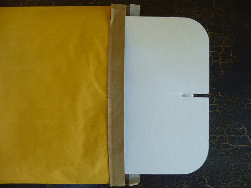 lapdeck in envelope
