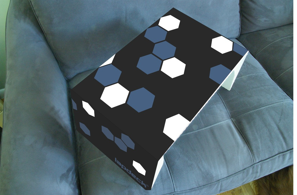 Black Vanishing Hexagons