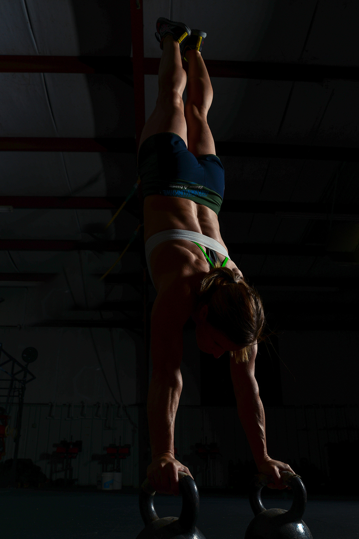 Beth Spearman- Atomic Crossfit 2014