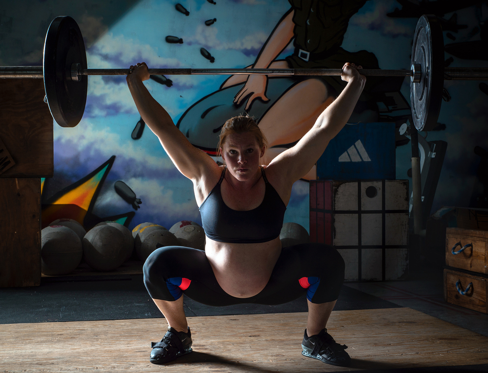 Haley Ruthstrom- Crossfit WMD 2014