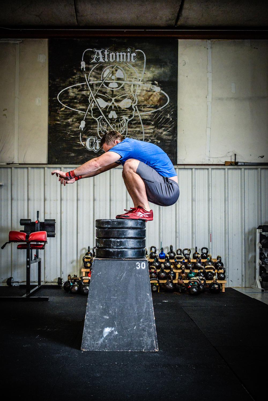 Luchador Wrestler- Atomic Crossfit 2013
