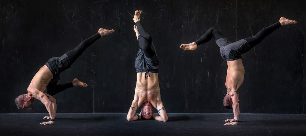 David Harvey - Atomic Yoga 2015