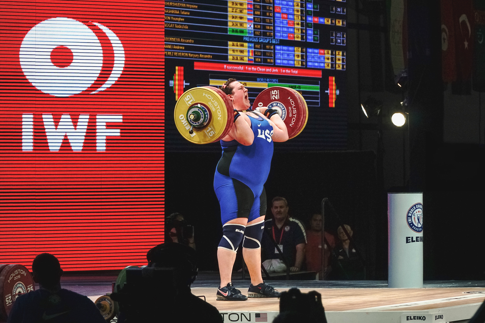Sarah Robles - USA Weightlifting 2015