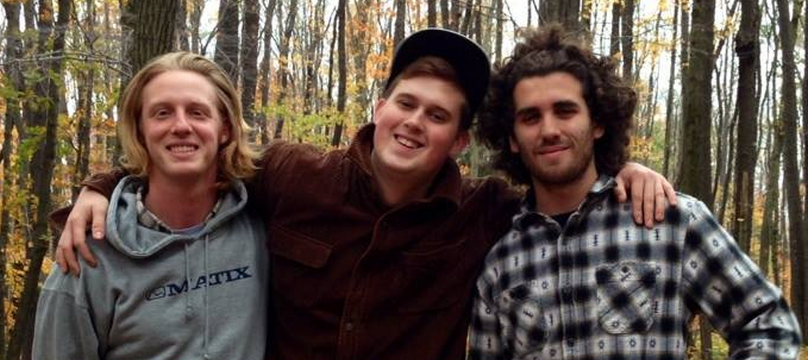 Shane, Will, and James