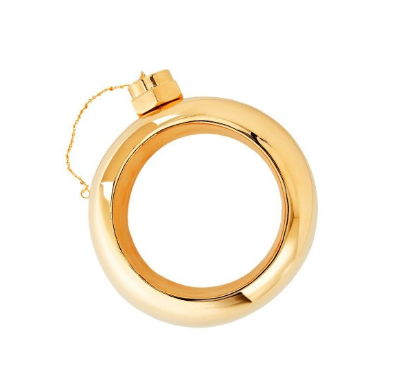 Flask Bangle // Cynthia Rowley