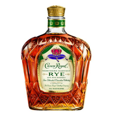 Crown Royal Northern Harvest Rye  // Mash & Grape