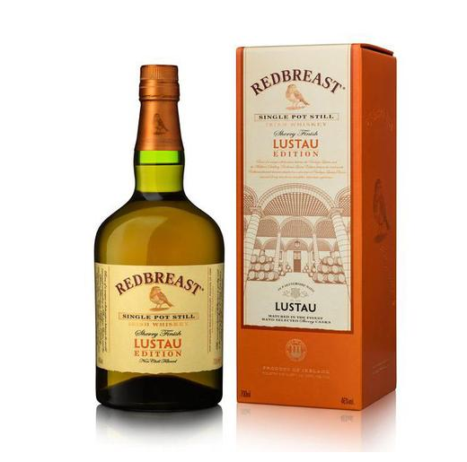Redbreast Lustau Edition Sherry Finish // Shop Jameson
