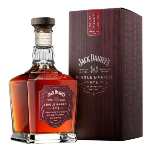 Jack Daniel's Select Single Barrel Rye  // Mash & Grape