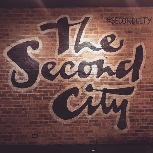 Some of the funnier stories we've heard...#secondcity