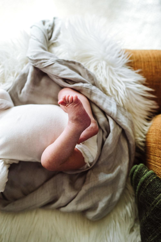 Minnesota newborn photography