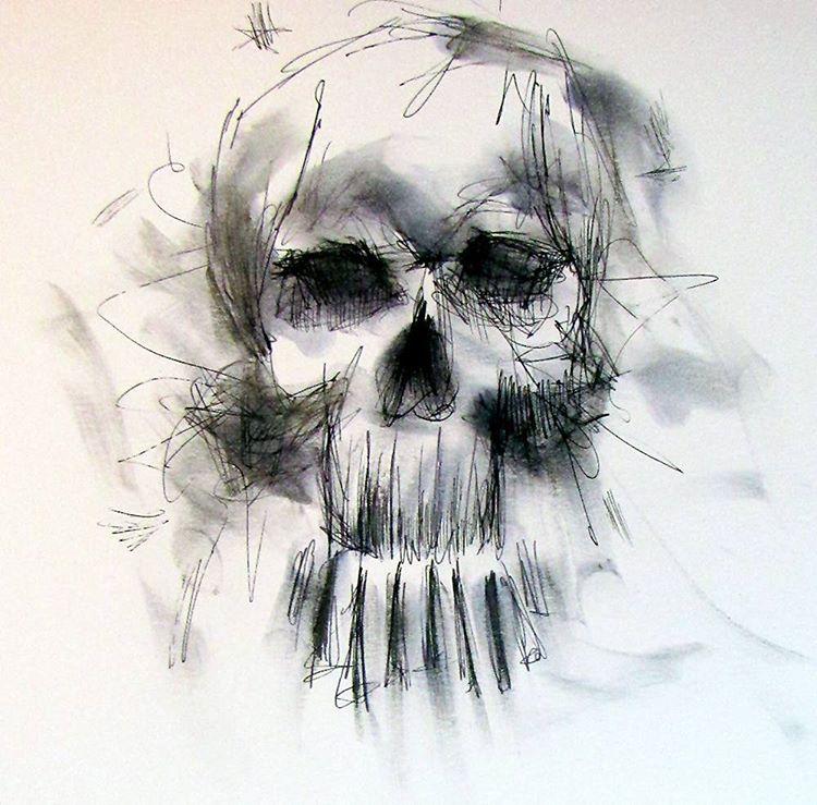 Skull mc Gull