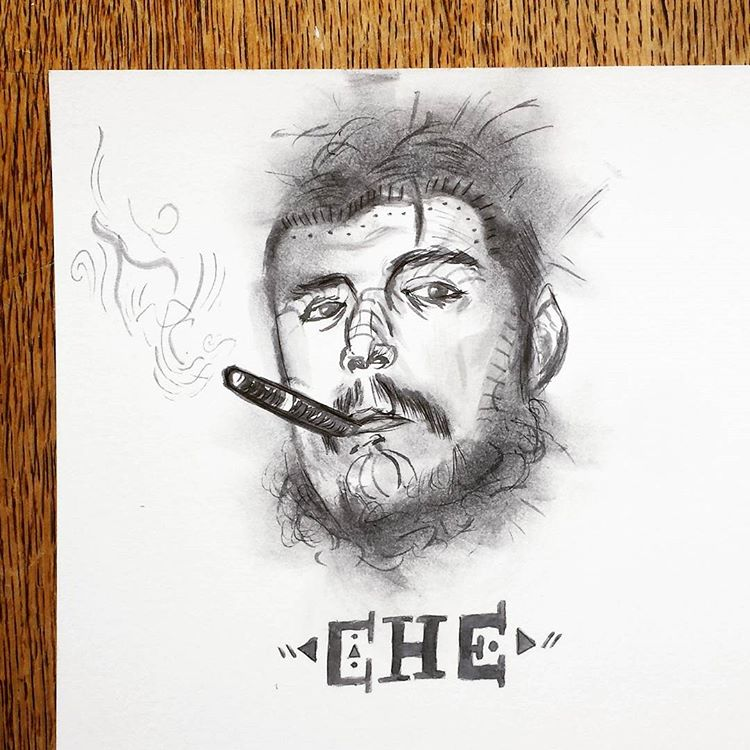 Copy of 58 - Che Guevara