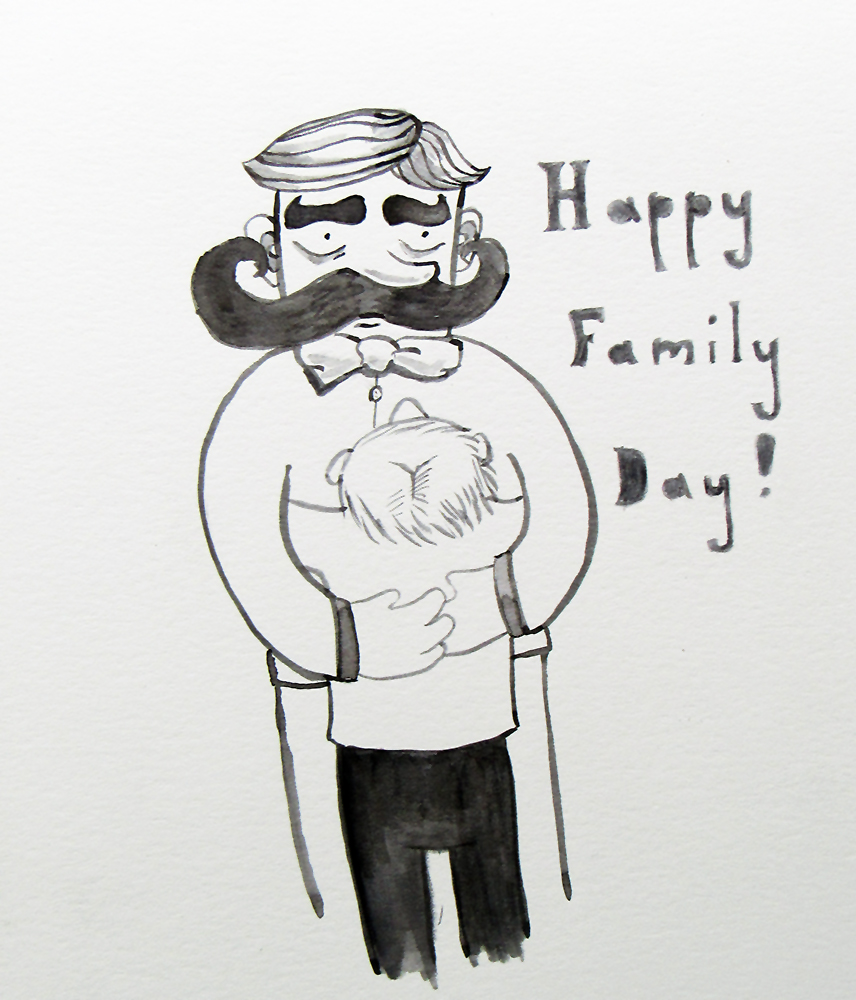 23 - Happy Family Day