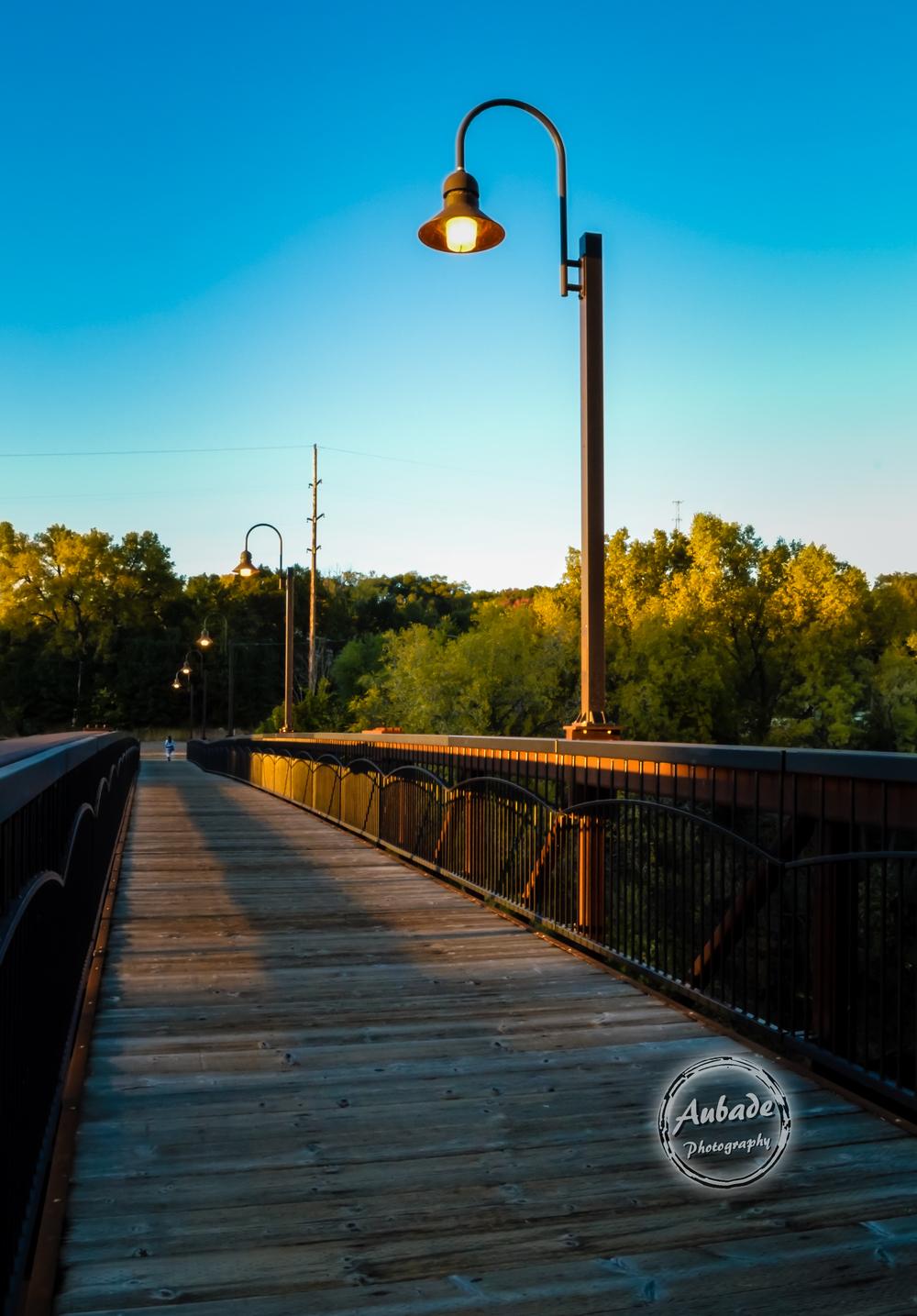 boyd park bridge eau claire